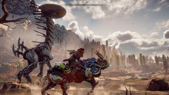 Robot Riding